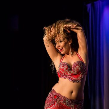Dansa oriental a La Tramolla!