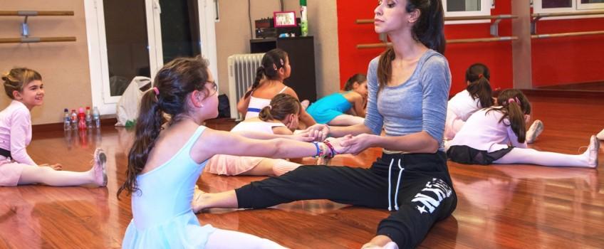 Setmana de classes obertes dels tallers de dansa