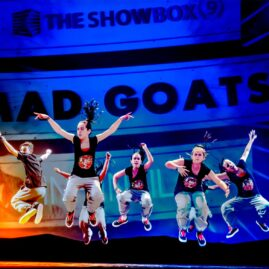 Mad Goats al campionat Showbox 2015