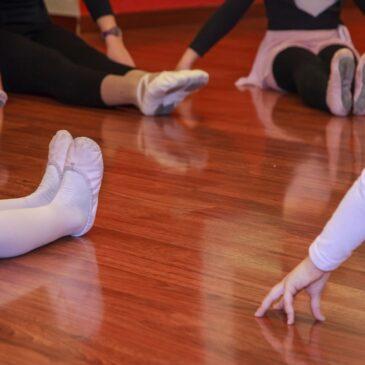 CLASSE OBERTA! Nou grup d'Iniciació a la Dansa els divendres