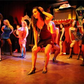 Intensiu d'Iniciació al Cabaret amb Ester López