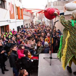 Inauguració del nou espai de La Tramolla