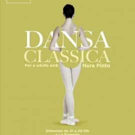 Dansa clàssica per a adults a La Tramolla