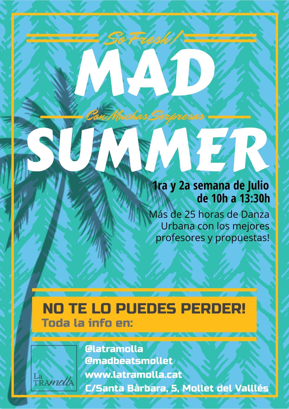 MAD SUMMER 2019
