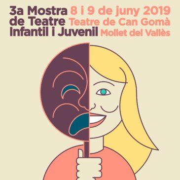 La Tramolla organitza la 3ª Mostra de Teatre Infantil i Juvenil a Can Gomà