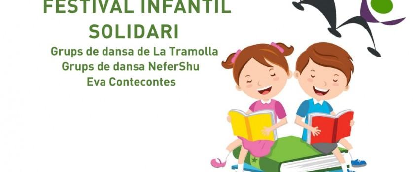 FLASHMOB i Festival Solidari Infantil amb Catalunya Contra el Càncer