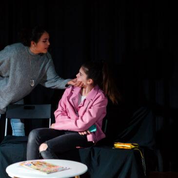 Presentació d'escenes de Teatre Jove