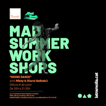MadSummer Workshops!