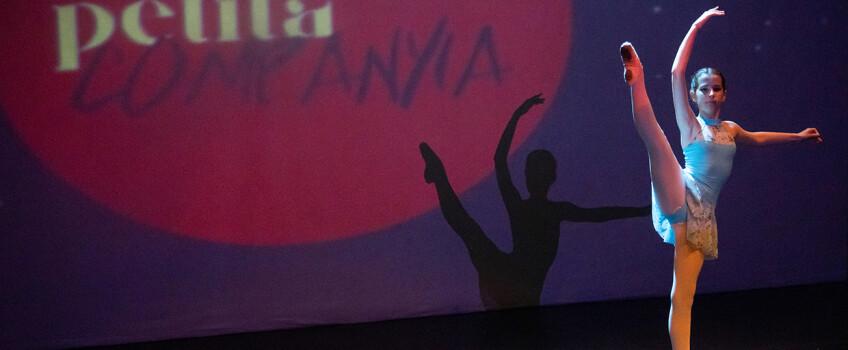 La Petita Companyia triomfa a la final estatal del concurs de dansa ANAPRODE